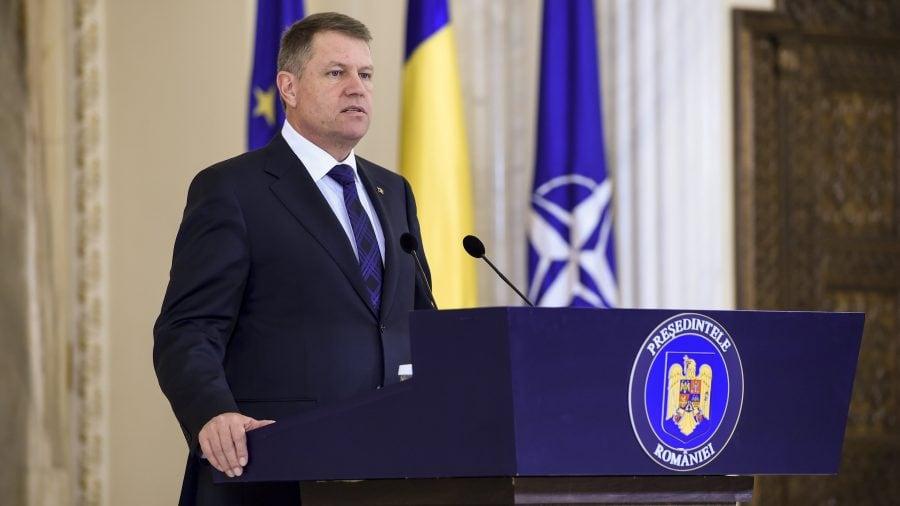 Președintele Klaus Iohannis va participa la referendumul pentru modificarea Constituției