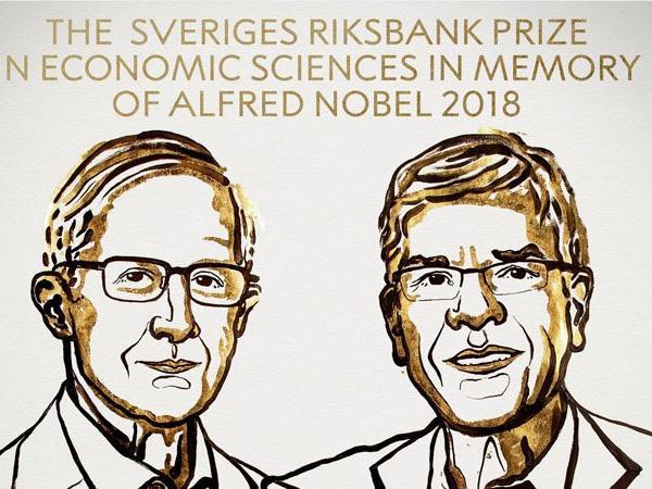 Premiul Nobel pentru Economie le revine americanilor Paul Romer și William Nordhaus