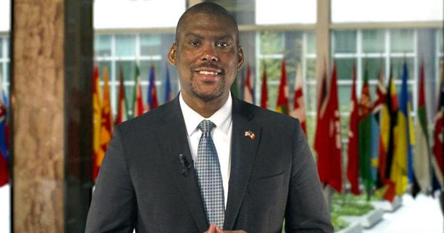 Mesajul de salut al noului ambasador SUA în Moldova, Dereck J. Hogan