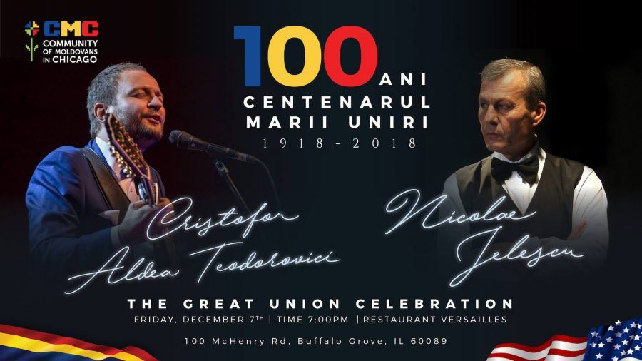 Centenarul Marii Uniri – The Great Union Celebration
