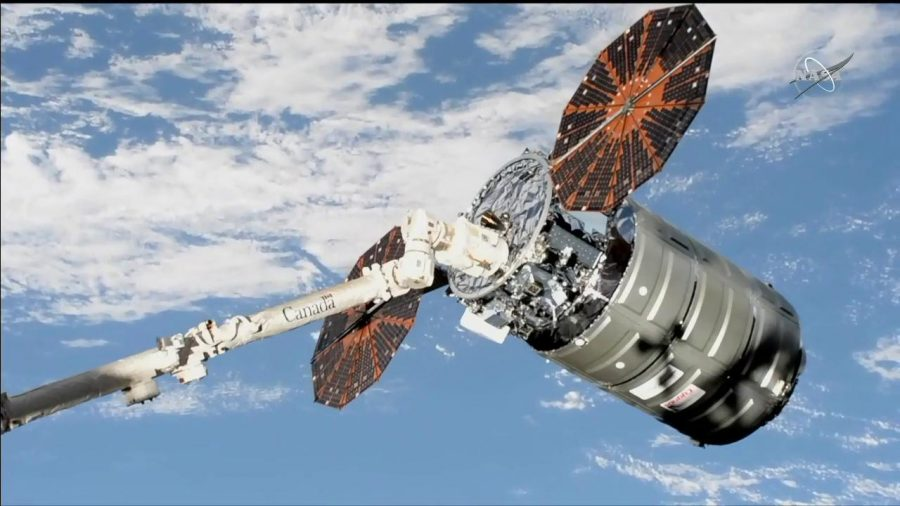 Spațiu: Capsula Cygnus transportă alimente și echipamente științifice pe ISS
