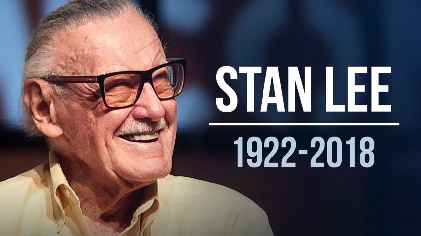 Legenda benzii desenate americane Stan Lee, fiul unor imigranți români, a murit la 95 de ani