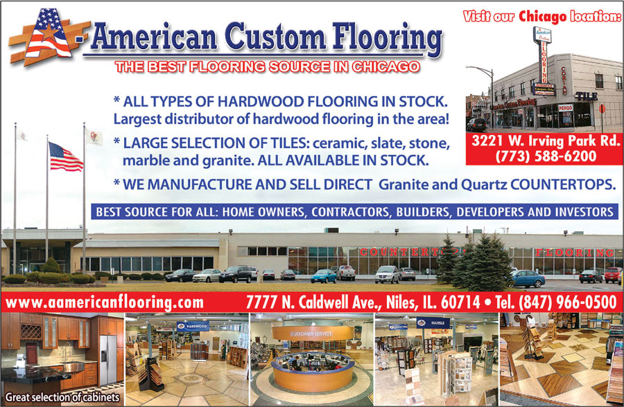 A-American Custom Flooring – All types of flooring & countertops