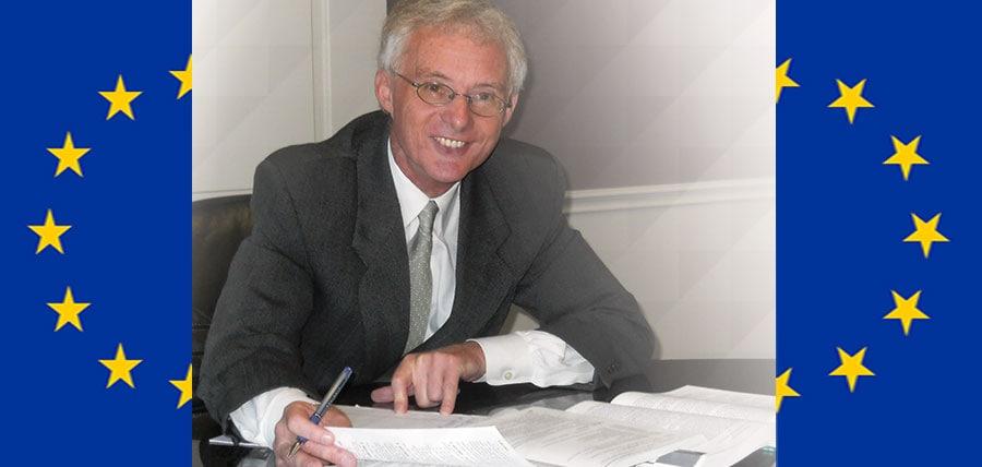 Avocatul Peter Costea, româno-american stabilit în Texas, şi-a anunțat candidatura la alegerile europarlamentare