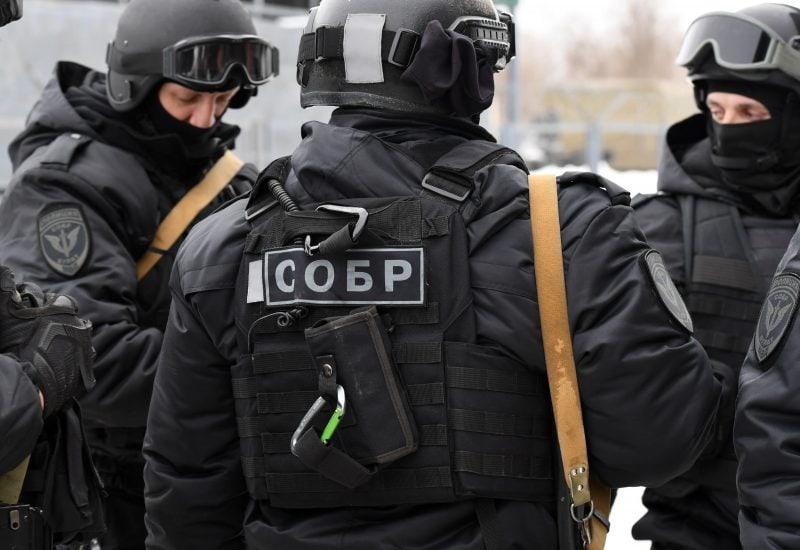 Rusia: FSB a reținut la Moscova un american suspectat de spionaj