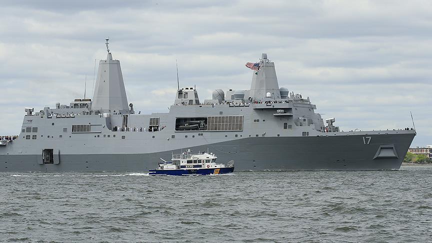Tensiuni ruso-ucrainiene: SUA se pregătesc să trimită o navă de război în Marea Neagră