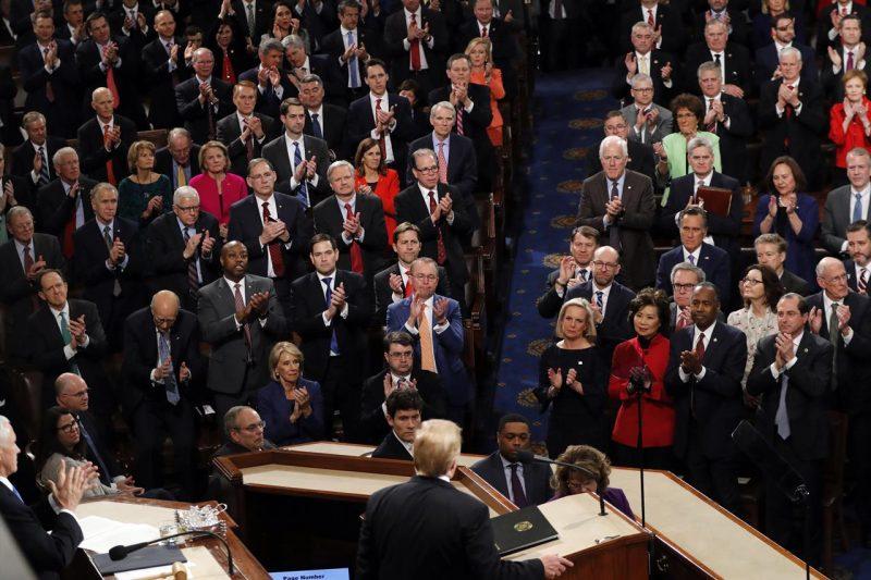 Discursul lui Trump privind Starea Națiunii nu a fost despre politică, ci despre a face ceea ce este potrivit pentru America
