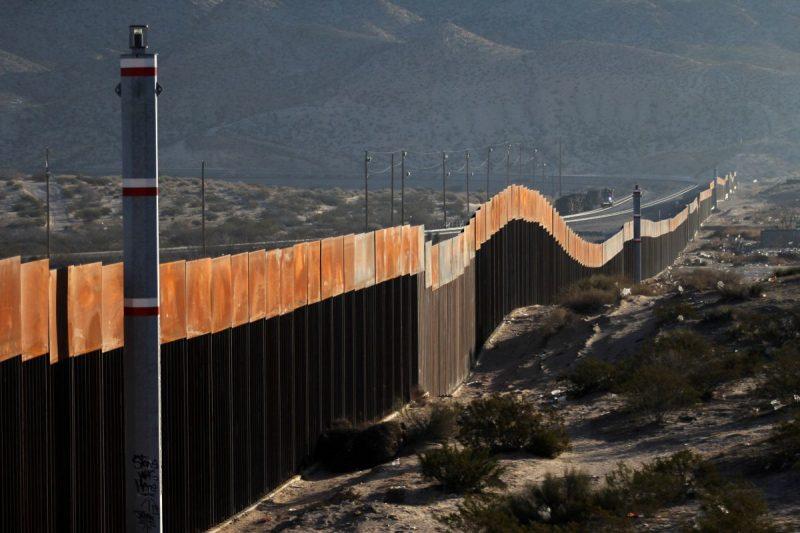 Războiul pe securitatea frontierei este despre ce partid dorește să ignore legile Americii