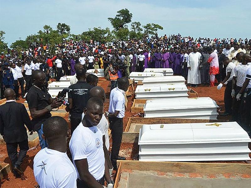 Masacrul despre care nu vorbește nimeni: 280 de creștini uciși în ultimele săptămâni de jihadiști musulmani în Nigeria