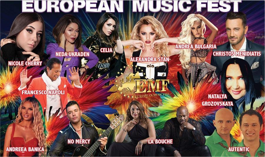 European Music Festival: 3-5 Mai 2019 – Las Vegas, NV