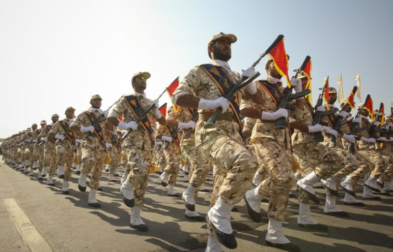 SUA desemnează Gardienii Revoluţiei din Iran drept organizaţie teroristă