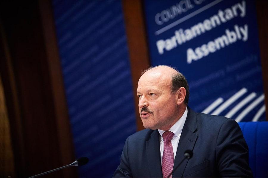 Valeriu Ghilețchi și-a încheiat mandatul de membru în Adunarea Parlamentară a Consiliului Europei