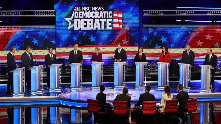 Candidații Democrați promit să repare cea mai bună economie pe care SUA au avut-o în ultimii 10 ani