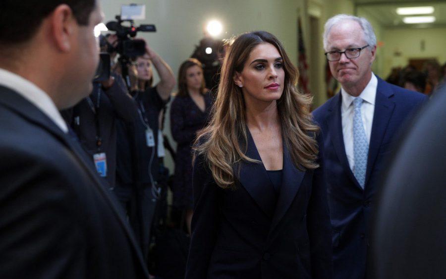 Hope Hicks, ex-consilieră a lui Trump, a refuzat să răspundă la aproape toate întrebările unei comisii a Congresului