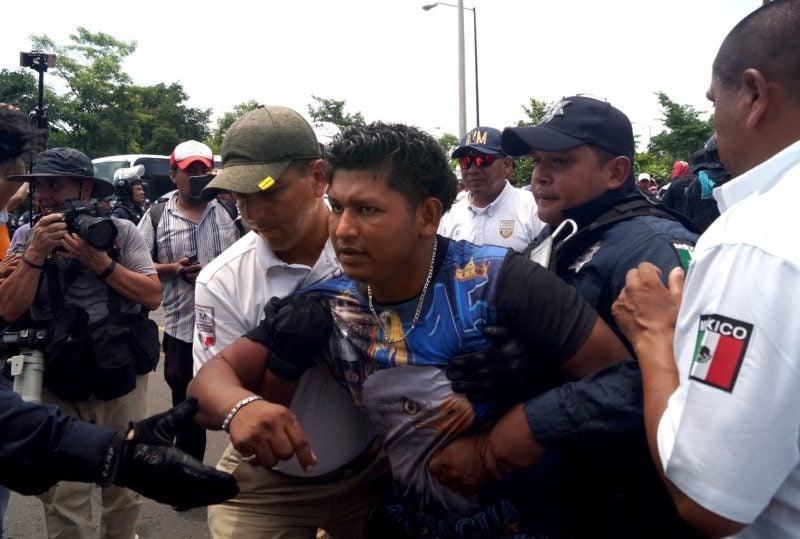 Trump: Mexicul face mai mult pentru imigranții ilegali decât Democrații