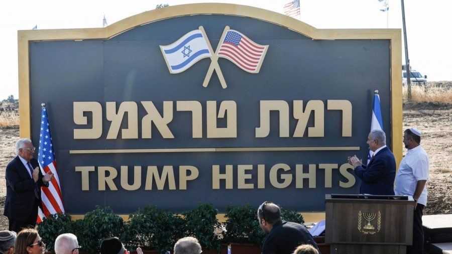 Israel: Netanyahu a inaugurat în Platoul Golan o colonie în onoarea lui Trump
