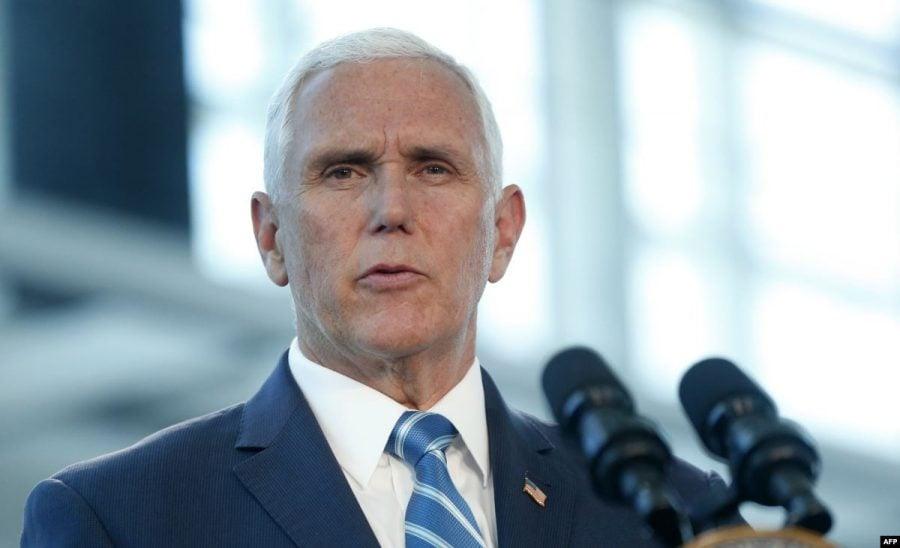 Mike Pence: Iranul să nu confunde reţinerea SUA cu lipsa de hotărâre