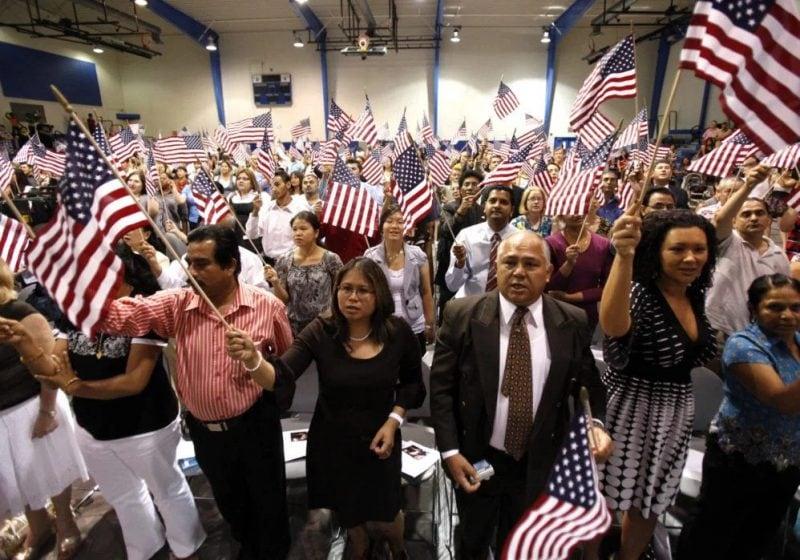 Dacă nu ești recunoscător Statelor Unite, de ce ești aici?
