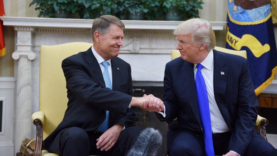 4 puncte esențiale din Declarația comună adoptată de Donald Trump și Klaus Iohannis