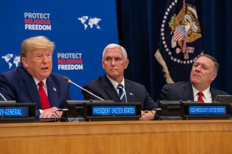 Donald Trump anunță un fond de 25 de milioane de dolari și o nouă coaliție pentru protejarea libertății religioase pe glob