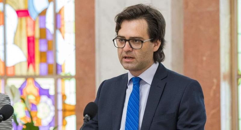 """Ministrul Nicolae Popescu: """"Principala sfidare cu care se ciocneşte Republica Moldova este corupţia"""""""