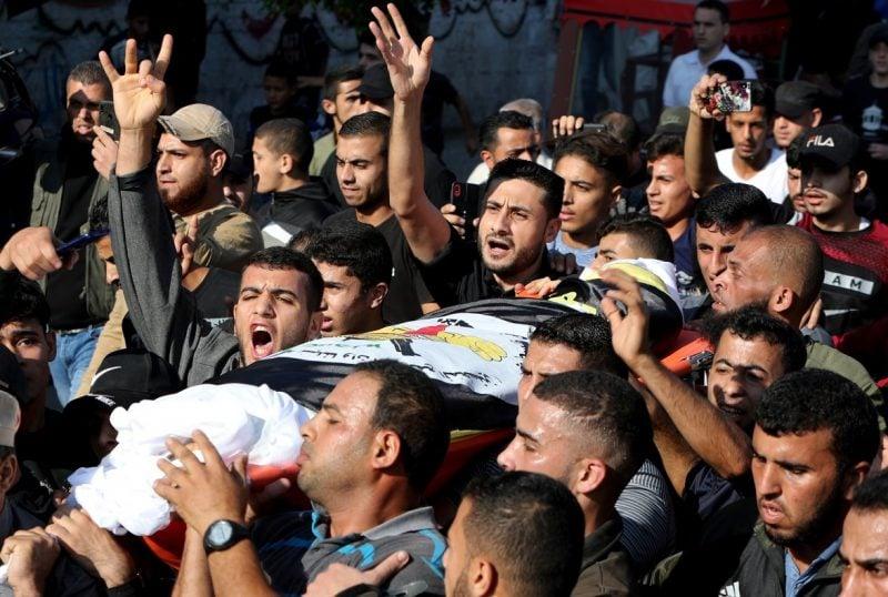 """Terorist palestinian ucis într-un atac israelian, dar pentru AFP e un simplu """"palestinian"""""""
