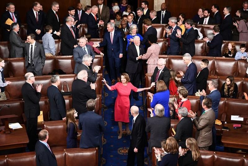 """Congresul SUA votează pentru """"Îmbunătățirea securității la frontieră"""" a Iordaniei, Libanului, Egiptului și Tunisiei – dar Nu a SUA!"""