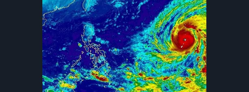 Super-taifunul Yutu loveşte teritoriile americane din Oceanul Pacific