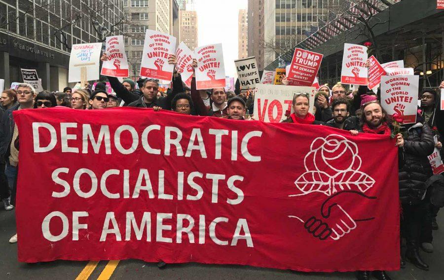 Relația tinerilor americani cu Socialismul