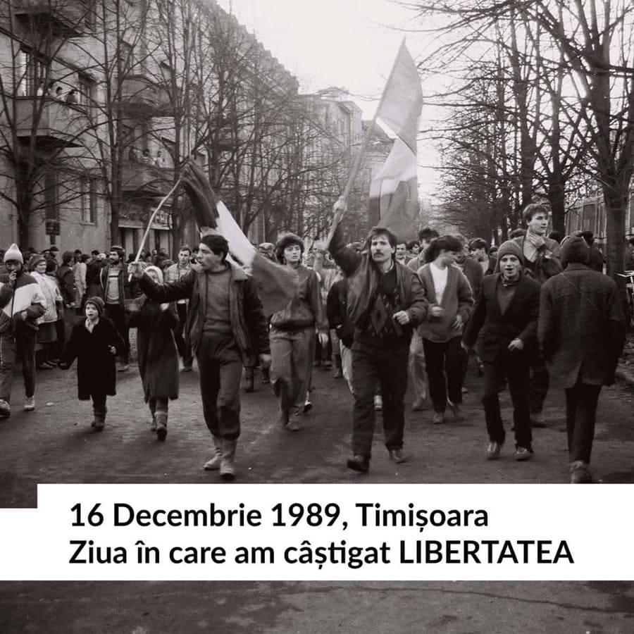 Nu avem dreptul să uităm-Remember 15-17 Decembrie 1989…