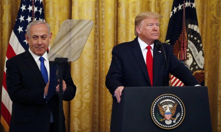 Breaking: Donald Trump: Ierusalimul va rămâne capitala nedivizată a Israelului