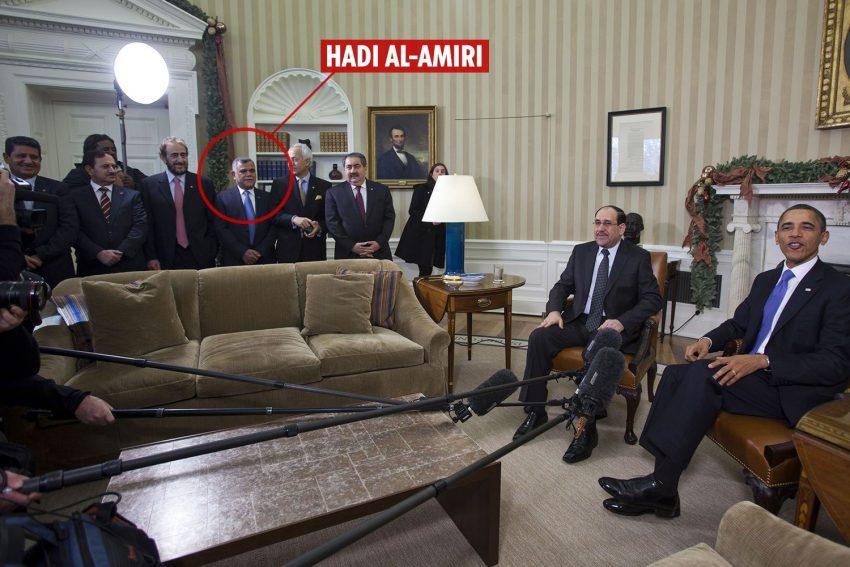 Liderul miliției care a asediat ambasada SUA din Irak a fost primit la Casa Albă de Obama