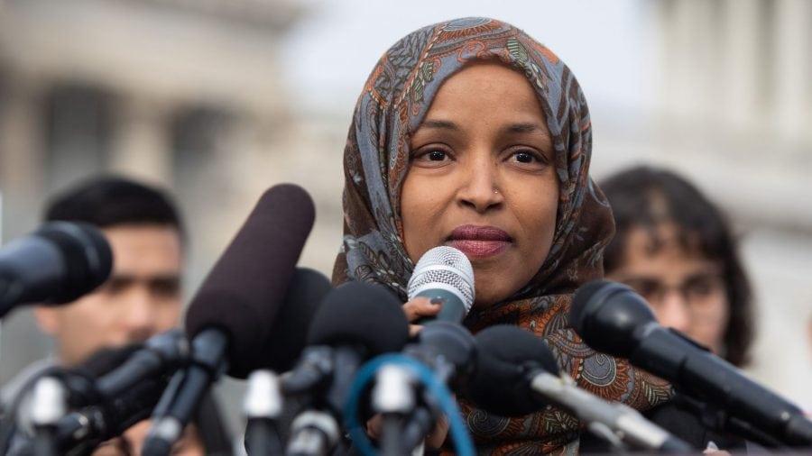 Rep. Ilhan Omar a fost declarată Antisemitul Anului 2019