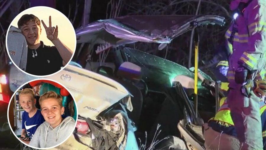 California: Adolescent român ucis alături de prietenii lui într-un accident auto