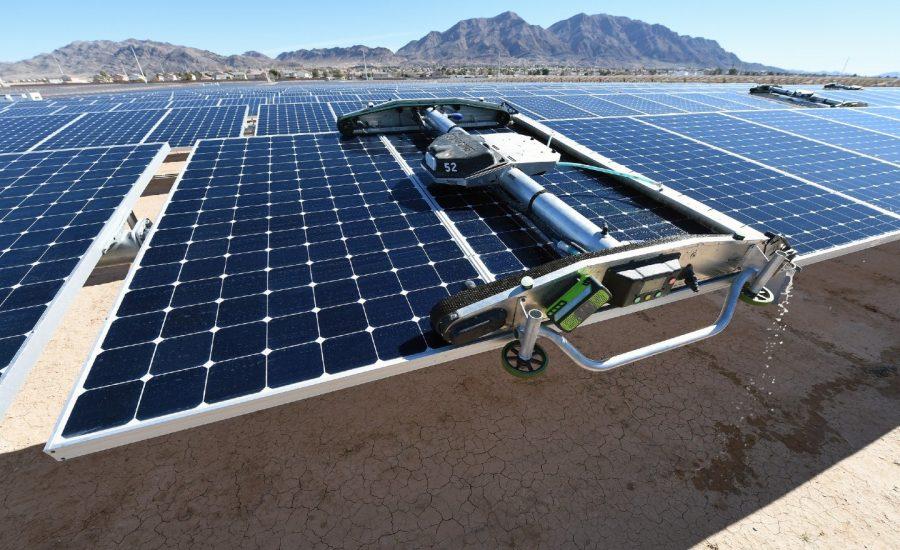 Administrația Trump va aproba cel mai mare parc solar din SUA