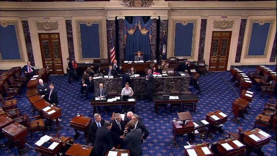 """Senatorii nu sunt presupuși """"jurați imparțiali"""" în procesul de impeachment"""