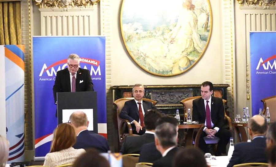 """Ambasadorul SUA la București: """"Comunismul a distrus toate ţările care au avut ghinionul de a fi subjugate acestui rău."""""""