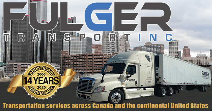 Fulger Transport Inc