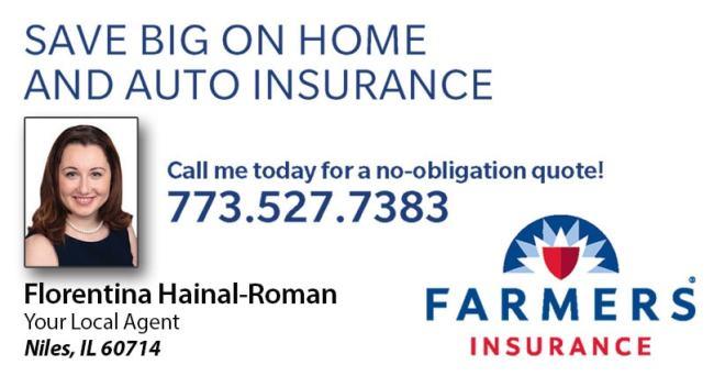 Florentina Hainal-Roman - Farmers Insurance Agent