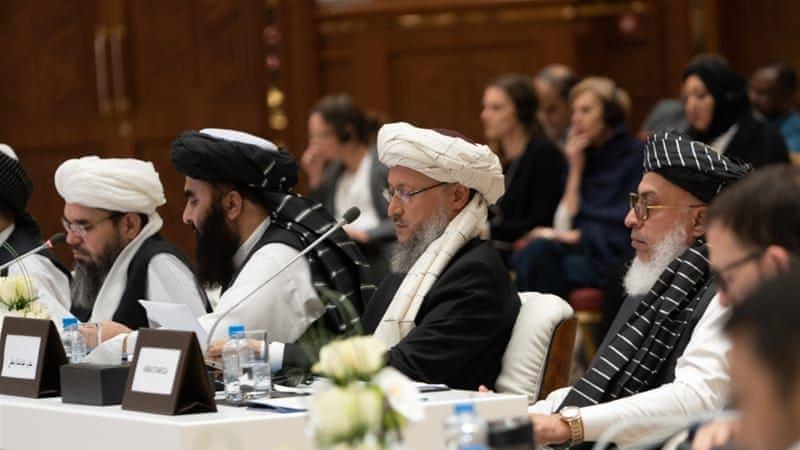 SUA îşi retrag forţele din Afganistan în 14 luni dacă talibanii îşi respectă angajamentele