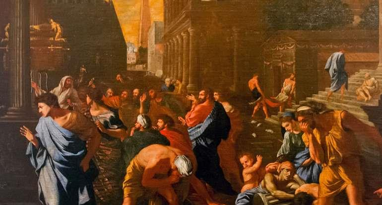 13 ani de coronavirus (249 – 262 AD) și răspunsul creștinilor de atunci