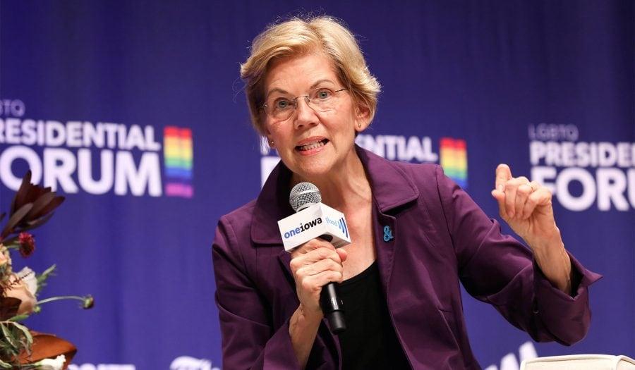 Elizabeth Warren: Este crud să le spui băieților că nu pot concura în sporturile fetelor