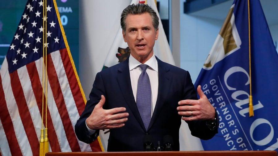 Guv. Democrat al Californiei, până recent opozant al lui Trump, recunoaște buna gestionare a crizei COVID-19 de către președinte
