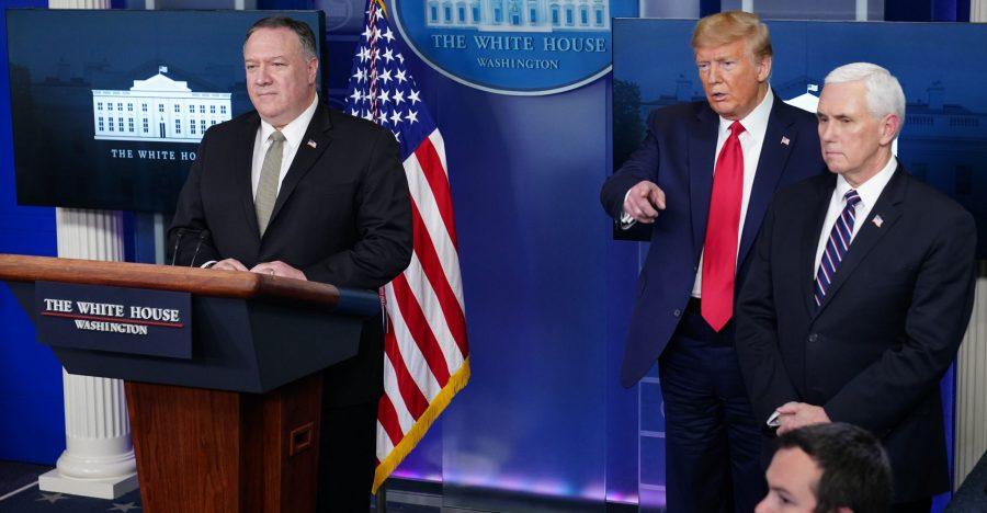 Pompeo: SUA aduc acasă 50.000 de americani din 90 de țări