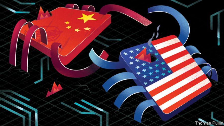 SUA impun noi reguli pentru exporturile în China pentru a nu fi folosite militar