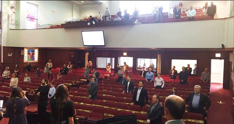 Pastor Cristian Ionescu: DEATH SENTENCE