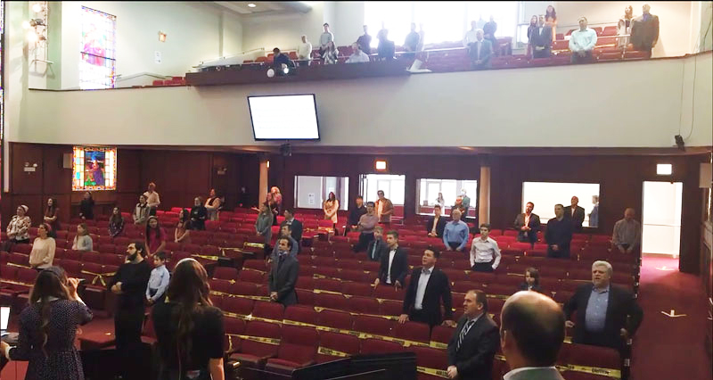 Pastor Cristian Ionescu: CONDAMNARE LA MOARTE!