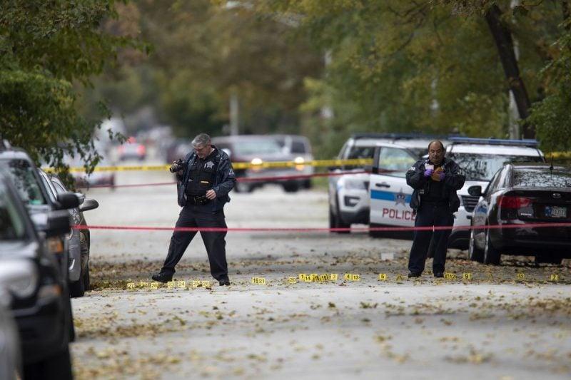 De la moartea lui George Floyd, în Chicago au fost 47 de crime și 193 de răniți în urma împușcăturilor