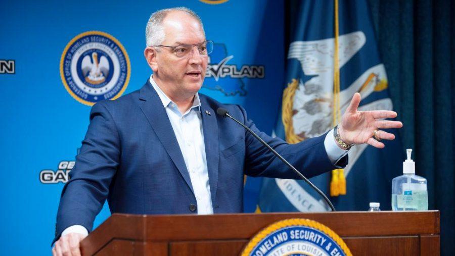 Guvernatorul Louisianei propune 3 zile de post și rugăciune pentru combaterea COVID-19