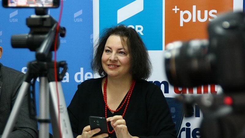 """Raluca Amariei, fost vicepreședinte, acuză USR de neomarxism: """"Nu poți «moderniza» România negându-i rădăcinile și identitatea națională"""""""